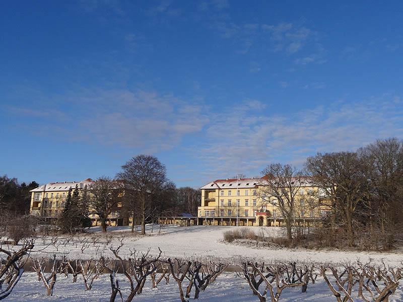 Dagkole Boserup har til huse i Boserup Skov.