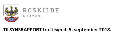 Godkendt dagbehandlingstilbud på Roskilde Friskole.